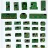 音乐玩具IC开发定制-音乐玩具PCB机芯定制开发