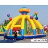 儿童充气蹦蹦床,充气城堡,蹦极跳床,激光打气球