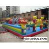 广州气模 水上玩具 充气蹦蹦床价格 气模批发充气漂浮垫