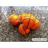 PU玩具地球 PU彩色玩具球 PU彩印玩具球