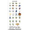 1000炮海盗船游戏机