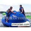 充气水上闯关玩具广州充气水上游乐设备厂家长期游泳池气垫玩具