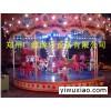 儿童旋转木马,郑州游乐设备厂,豪华转马,简易转马
