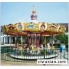 游乐场设备,豪华转马,儿童转马,公园转马,新型旋转木马