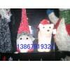 圣诞老人头装饰品灯