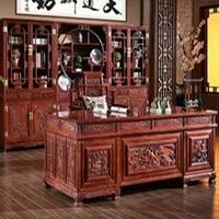 【1号商铺】办公红木家具